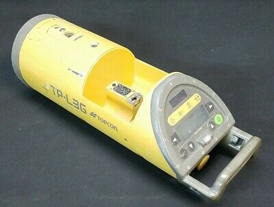 Topcon TP-L3G pipe laser for parts or repair - 48