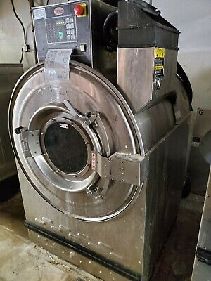 Unimac Commercial Front Load 60Lb Washer #Uw60B2Ou80001