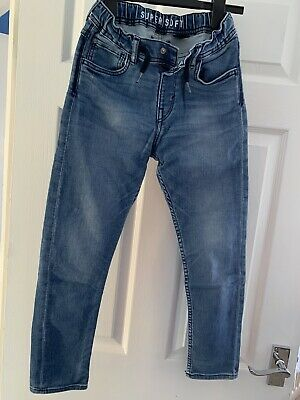 H&M supersoft jogger jeans Age 9-10