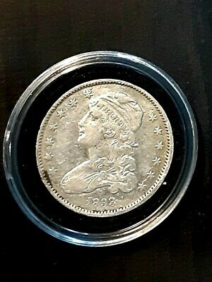 💥💥RARE. 1833 Capped Bust Quarter 155,000 minted💥💥