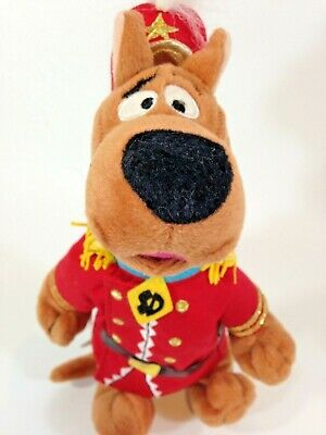 """Scooby Doo Band Leader Conductor Bean Bag Plush Doll Toy Warner Bros. 10"""""""