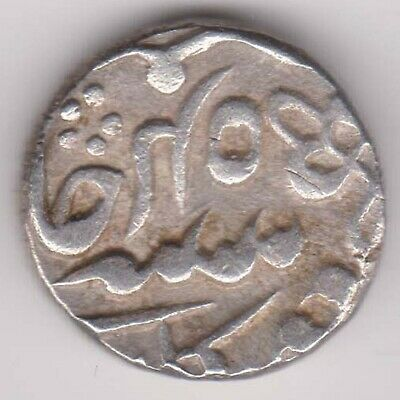 Kotah State-In The Name Of Aalamgir-One Rupee-Rarest Beautiful Silver Coin