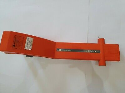 Metrotech 9860 Cable And Pipe Locator