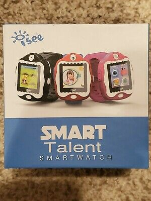 ISEE Smart Talent Smartwatch, Kids Smart Watch (Color Red)