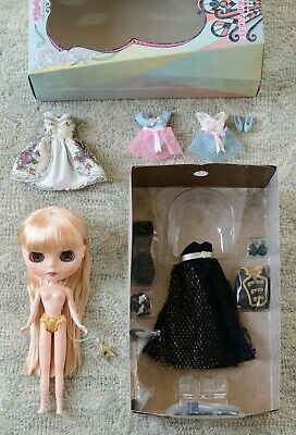 """Takara 12/"""" Blythe Doll Lovely Outfits-Owl Band Suit"""