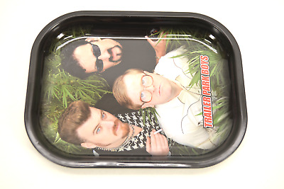 Trailer Park Boys Hustle Rolling Tray Large 13.5 Inches by 11 Inches