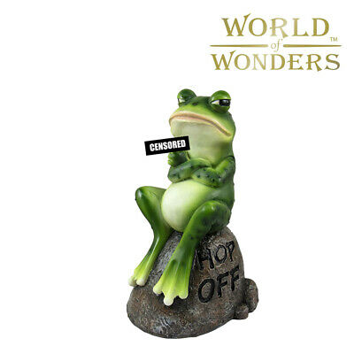 """8.25/"""" Height Acrylic Resin Statue Frog in Superman Costume Figurine"""