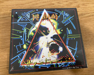 DEF LEPPARD Hysteria 3 Disc Deluxe Edition (2017) **NEW**