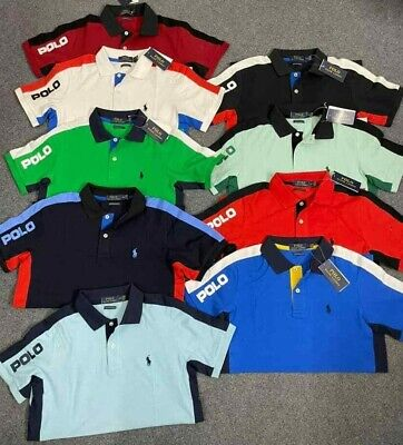 Hommes Polo Chemise Stretch Polo Taille M L XL 2xl