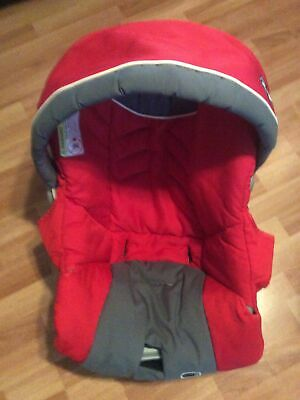 Chicco Keyfit 30 Zip Infant Car Seat, Keyfit 30 Zip Infant Car Seat Cover Canopy And Pads Genesis
