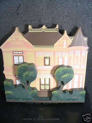 Sheila's 1992 GINGERBREAD MANSION Ring House Ferndale California
