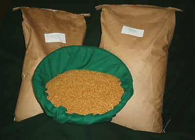 Purity Seeds Golden Omega Flax Seed for Crafts - 50 lb. (2-25 lb, bags)