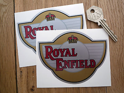 Royal Enfield Motorcycle Stickers Interceptor Bullet GT