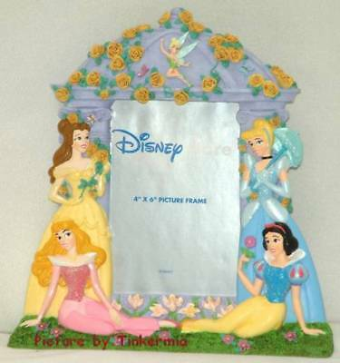 Tinker Bell Princess Resin Photo Frame With Tinkerbell