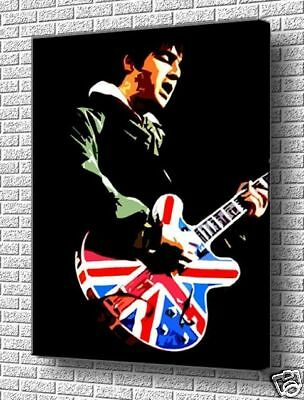 "*NOEL GALLAGHER*  Box Canvas 20""x30"" FREE POST £31.99*"