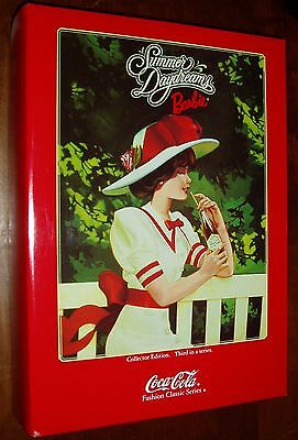 Barbie *Summer Day Dreams* #19739 Collector's Edition  box has some shelf wear 1