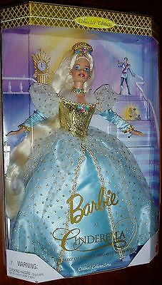 Barbie *Cinderella* #16900 Children's Collector Series w/fairy tale on box back