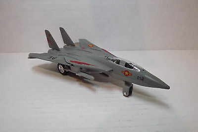 1:48 Scale F-14 Tomcat Camouflage Military Aircraft