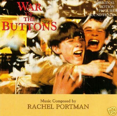 War Of The Buttons-1996 -Original Movie Soundtrack CD