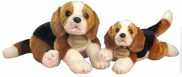 Yomiko Classics Beagle Dog Soft NEW Plush Animal 15""