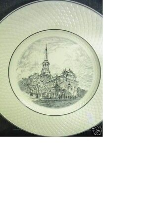 Spode Mansard OLD CHRIST CHURCH  Spode England  10 1/2""