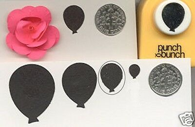Small Balloon Shape Paper Punch Quilling-Scrapbook-Cardcraft
