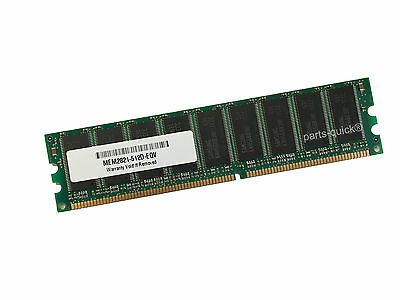 MEM2821-512D= 512MB Memory Cisco 2821 Router ECC DRAM