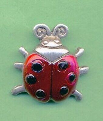 Lady Bug Tack Pin Jonette Original