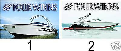 FOUR WINNS BOAT BANNER, H, F, SL, S, V Series, Frenzy