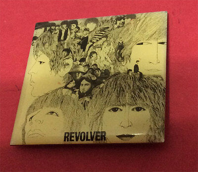 The Beatles Revolver Album Cover Vintage Lapel Pin L@@k!!