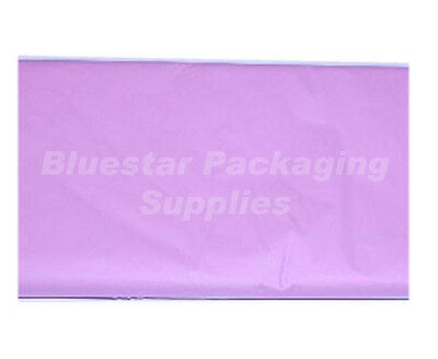 Lavender Quality Tissue Paper 480 Sheet 500 x 750mm