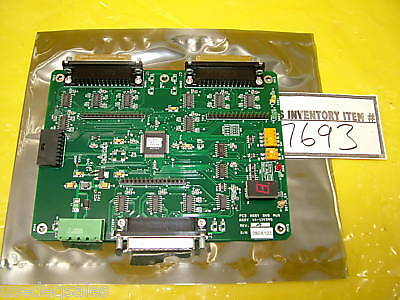 Therma-Wave 14-119395 SVG MUX PCB Opti-Probe Used Working