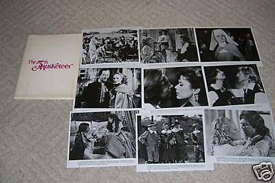 The 5Th Musketeer Press Kit Ursula Andress Beau Bridges