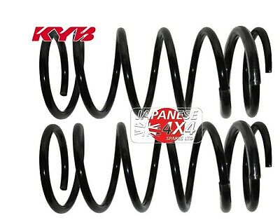 fits: MITSUBISHI PAJERO/SHOGUN 1989-1999 **NEW 20% UPRATED REAR COIL SPRINGS**
