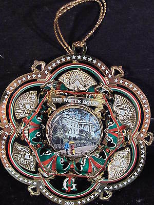 2005 WHITE HOUSE Historical Association Ornament Mint In Box