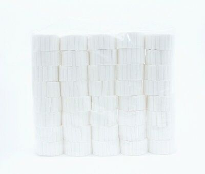 Dental Medical Cotton Rolls non-sterile Medium #2 2000/Case High Absorbent