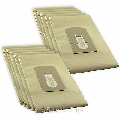 ORECK XL Vacuum Cleaner Hoover DUST BAG x 10 Pack