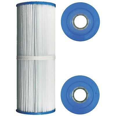 2 x Filters C-4326 25sqft Hot Tubs Spa Spas Tub Filter PRB25IN Filbur FC-2390