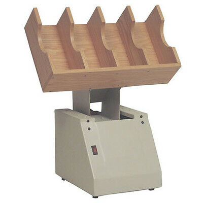 Lassco LJ-6 Multi-Bin Table Top Paper Jogger LJ6 - Made in USA!