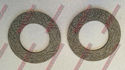 Replacement Slip Clutch Friction Disc - #1808010 - 160mm OD