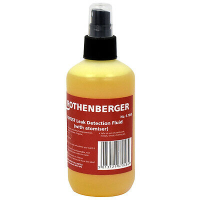 Rothenberger Rotest Leak Detection Fluid 250ml 67048