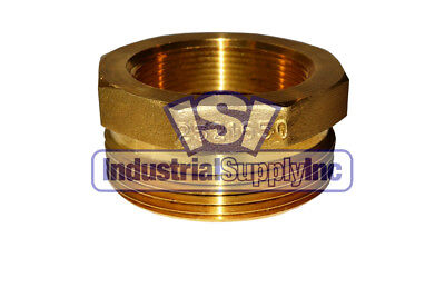 """Fire Hydrant Adapter 2"""" FPT x 2-1/2"""" NST(M)"""