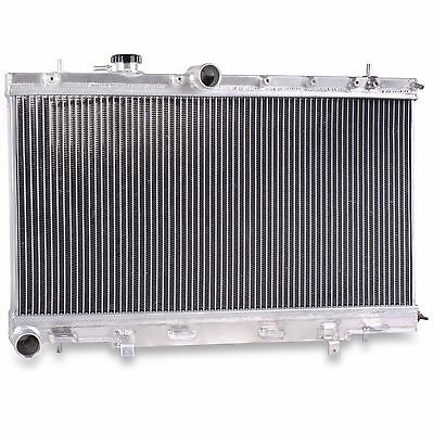40Mm Alloy Aluminium Rad Radiator Core For Subaru Impreza Wrx Sti New Age 03-07