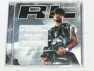 Rl, Elements, New Sealed CD