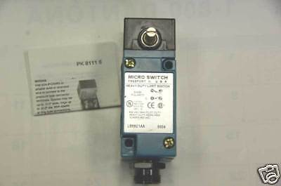 Honeywell Microswitch LSYAC1AA HDLS plug-in Side Rotary Global Limit Switch NEW