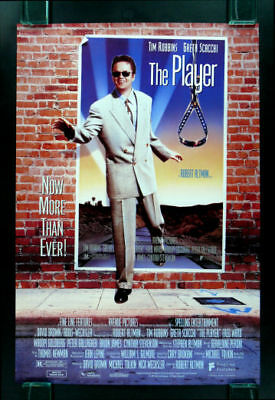 The Player * 1Sh Orig Movie Poster 1992