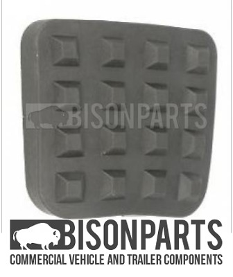 *Iveco Eurocargo Clutch or Brake Pedal Rubber  OE 8138107 BP45-067