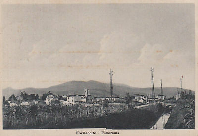 FORNACETTE - panorama  1942