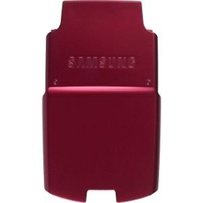 Lot Of 5 New Battery Door Back Samsung R500 Cover Red