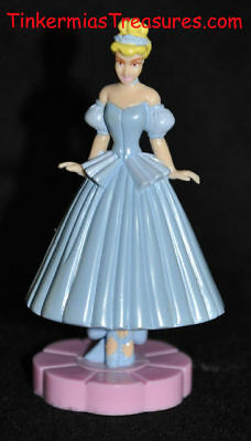 New Retired Cinderella Ballerina Princess Figurine Pvc